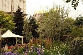 Кетъринг оборудване под наем в Университетска ботаническа градина гр. София 12.05.2014г.