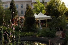 Кетъринг оборудване под наем в Университетска ботаническа градина гр. София 14.06.2014г.