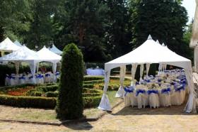 Сватба в резиденция Лозенец – 8.07.2012г.