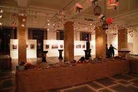 Коктейл във VIVACOM Art Hall – 6.11.2013г.