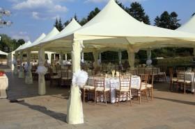 Оборудване под наем за сватба в НИМ Бояна 18.08.2012г