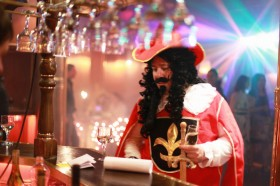 """Фирмено-Коледно парти в зала """"La Strada"""" – 21.12.2012г."""