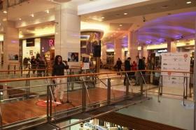 Коктейл организиран от Art Rental в Mall of Sofia – 23.10.2014г.