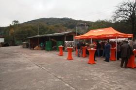 Откриване на производствен цех в с.Рибарица – 27.10.2014г.