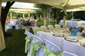 Кетъринг оборудване за сватба с.Пролеша – 21.05.2016г.