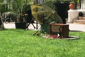 Кетъринг оборудване под наем в Университетска ботаническа градина гр. София 18.06.2016г.