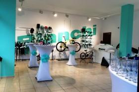"""Откриване магазин """"Bianchi"""" – 26.05.2016г."""